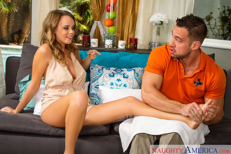 Naughty Rich Girls - Alexis Adam