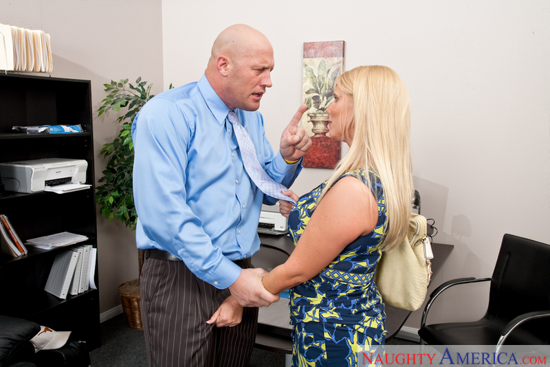 Naughty Office - Karen Fisher &