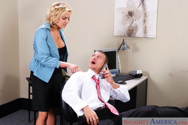 Naughty Office - Gigi La Porte &