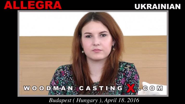 Allegra casting