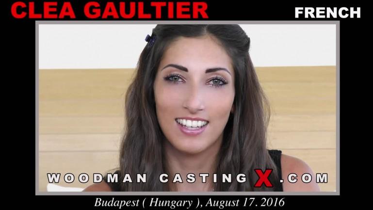 Clea Gaultier casting