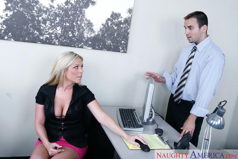 Naughty Office - Ahryan Astyn &