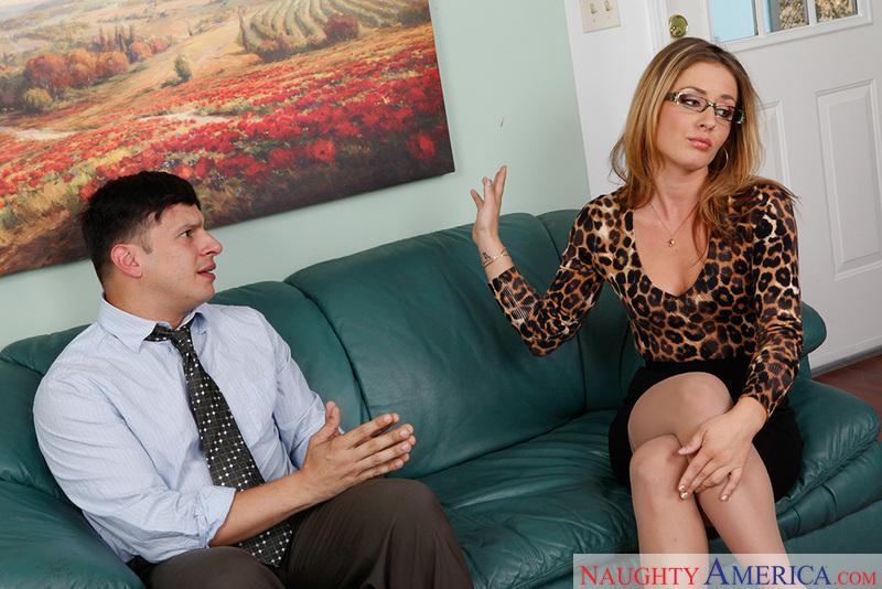 Naughty Office - Sheena Shaw & A