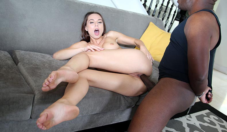 Blacks On Blondes - Aidra Fox