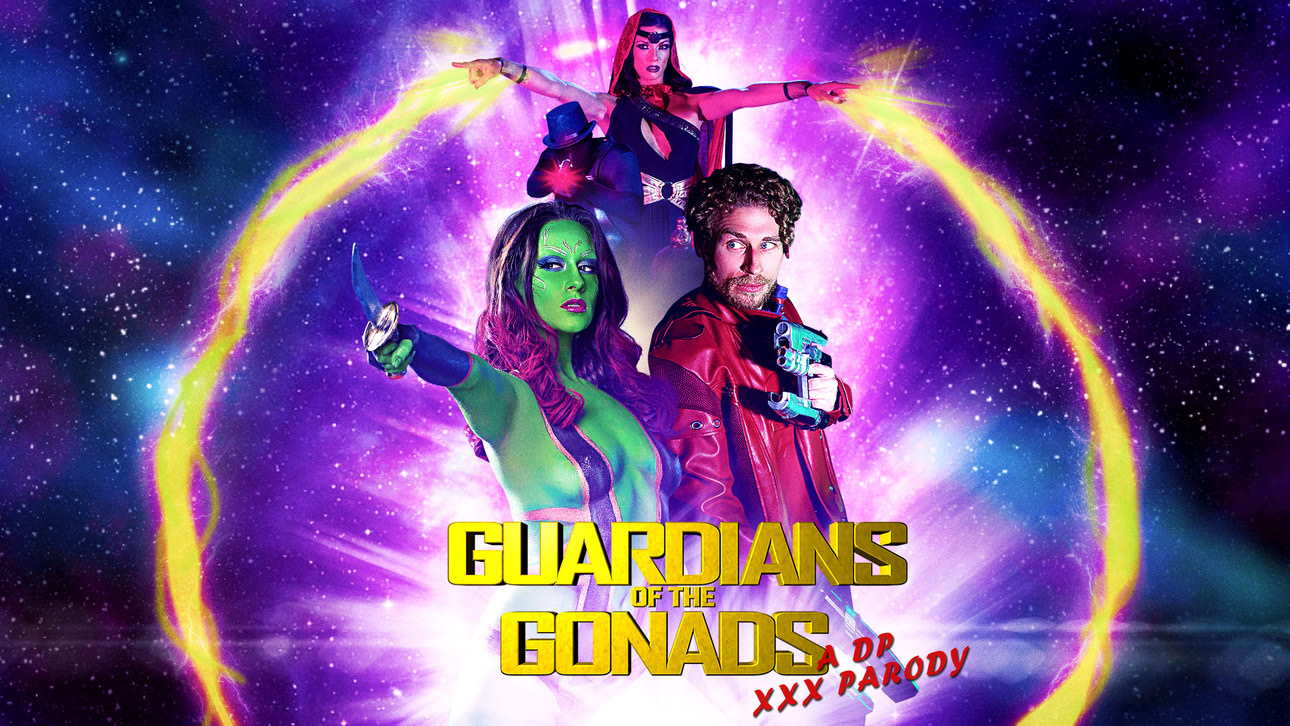 Guardians of The Gonads: A DP XX