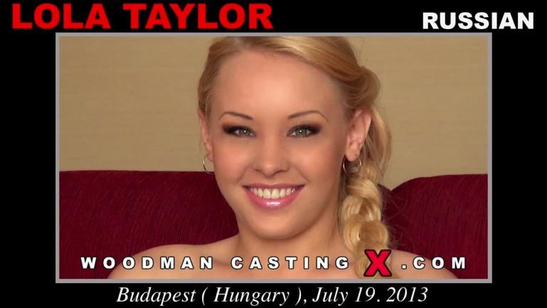 Lola Taylor casting