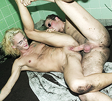 Filthy Threesome Scène 2