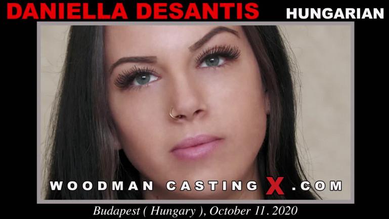 Daniella Desantis casting