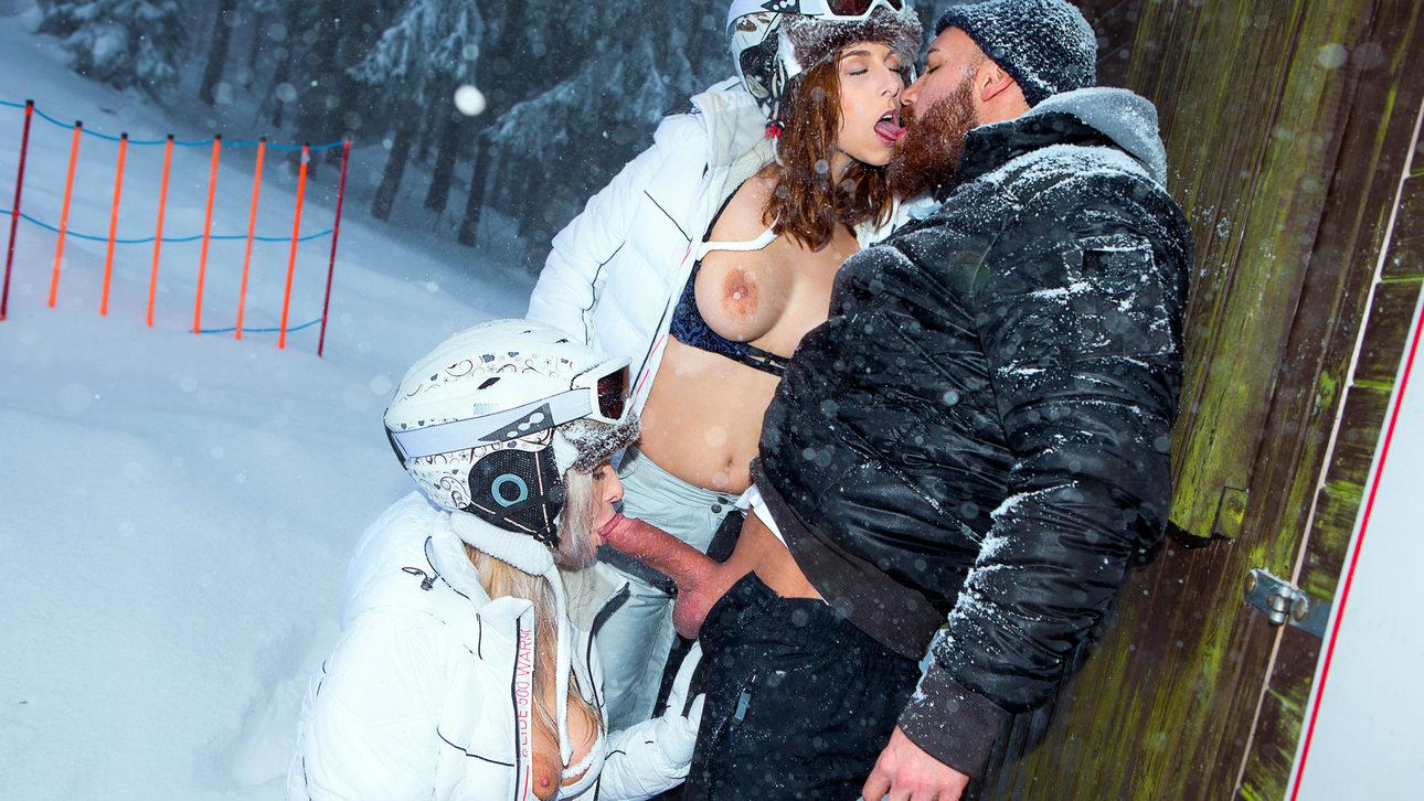 Ski Bums Episode 3 Scène 1