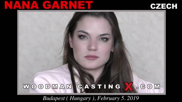Nana Garnet casting
