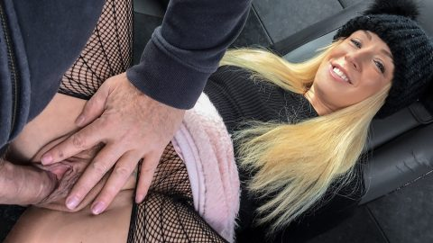 Hot Blonde Loves To Give Rimjobs