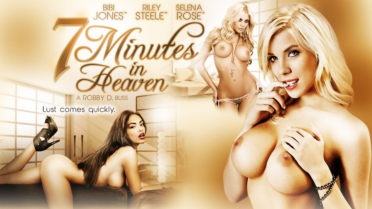 7 Minutes In Heaven Scène 1