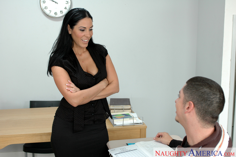 My First Sex Teacher - Veronica