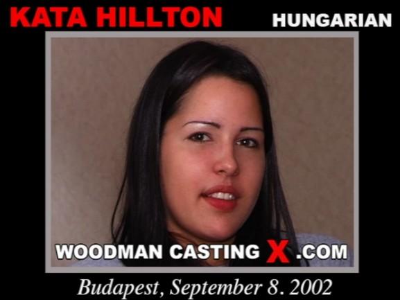 Kata Hillton casting