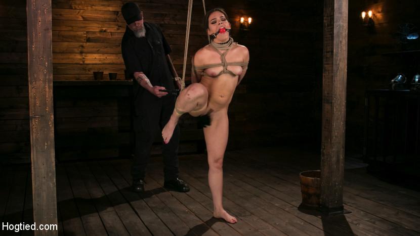 New Pain Slut Proves her Worth t