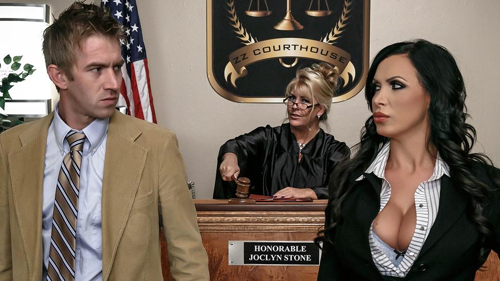 ZZ Courthouse: Part Two Escena 1