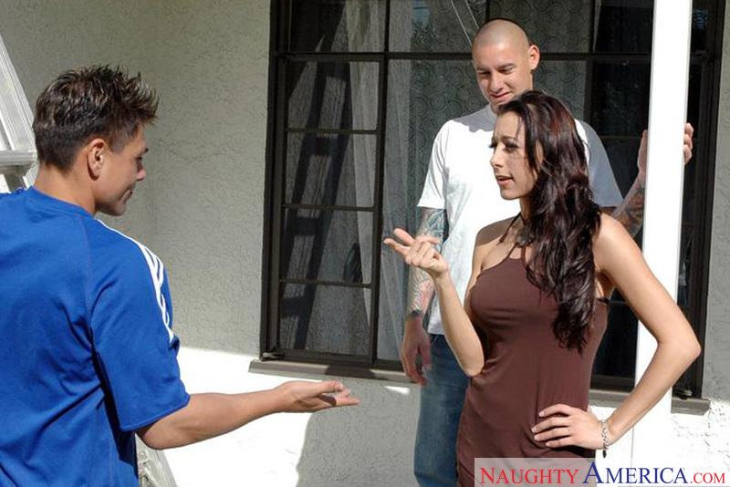 Neighbor Affair - Kaylynn & Jaso