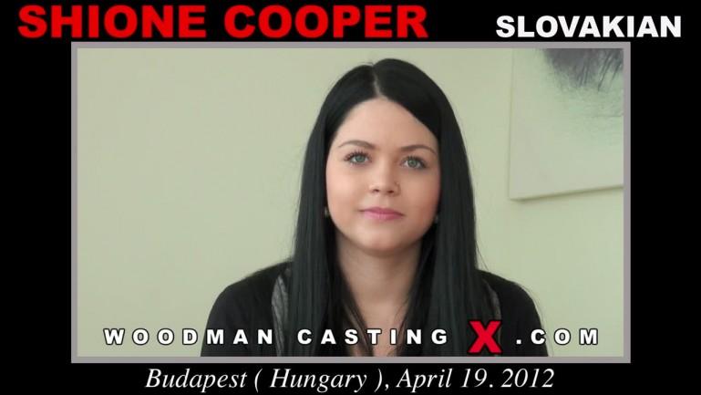 Shione Cooper casting