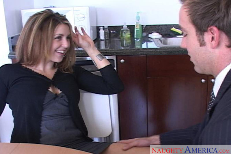 Naughty Office - Isabella Sopran