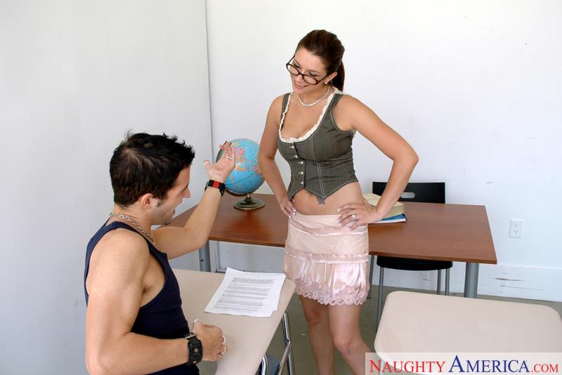 My First Sex Teacher - April Blo