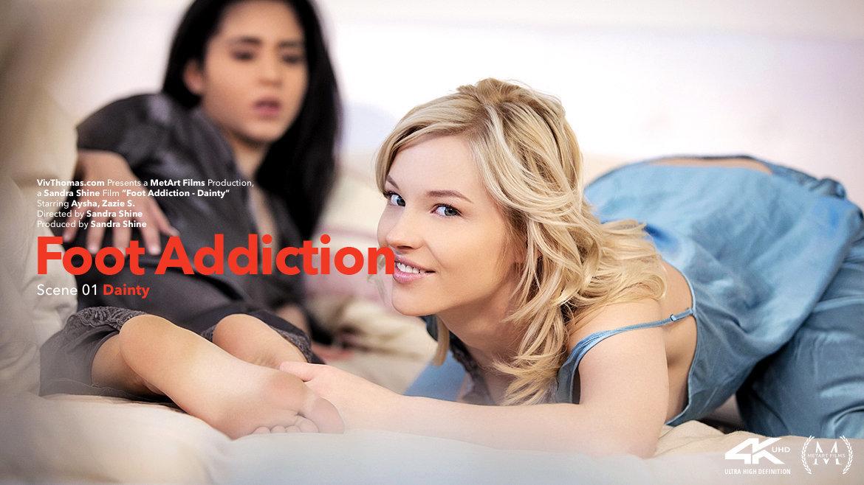 Foot Addiction Episode 1 - Daint
