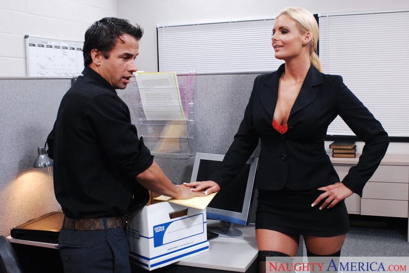 Naughty Office - Phoenix Marie &