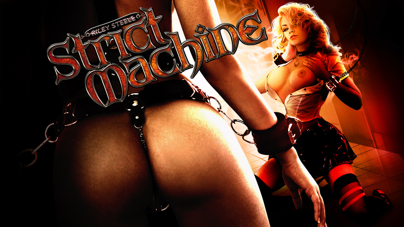 Riley Steele Strict Machine