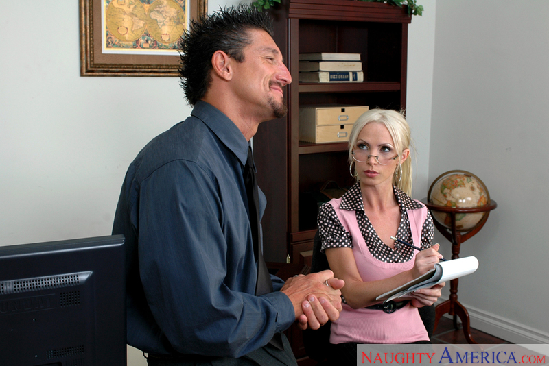 Naughty Office - Nikki Benz & To