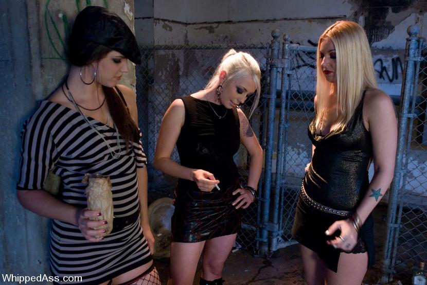 Gang Initiation Scène 1