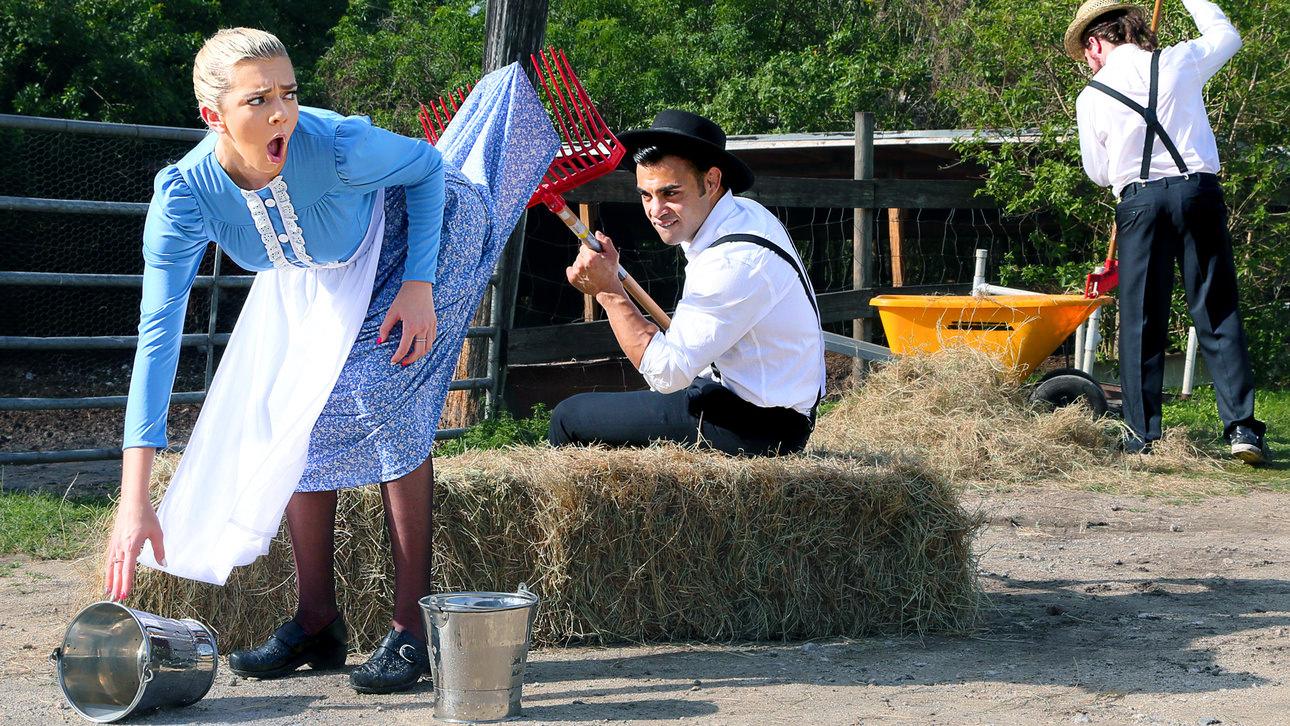 Amish Girls Go Anal Part 2: Savi