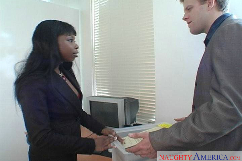 Naughty Office - Simone West