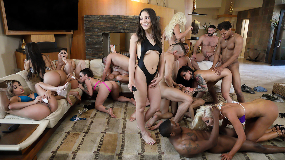 Brazzers House 3: Episode 3