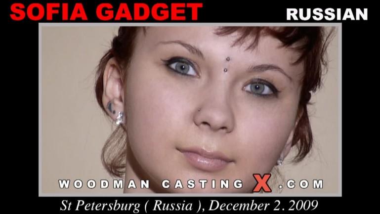 Sofia Gadget casting