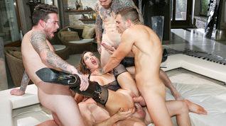 Rocco's Dirty Girls, part 4 Scena 4 1