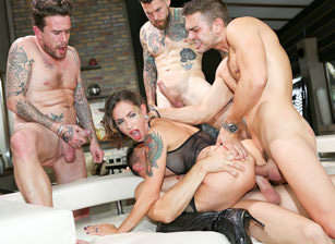 Rocco's Dirty Girls, part 4 Escena 4