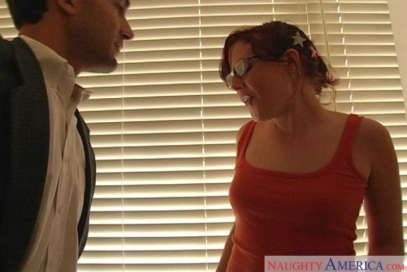 Naughty Bookworms - Alexis Red &