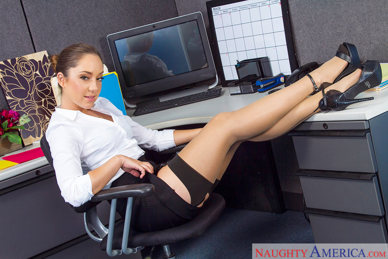 Naughty Office - Remy LaCroix &