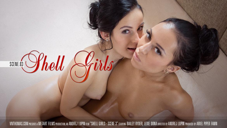Shellgirls Scene 3 Scène 1