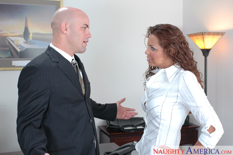 Naughty Office - Jade Russell &