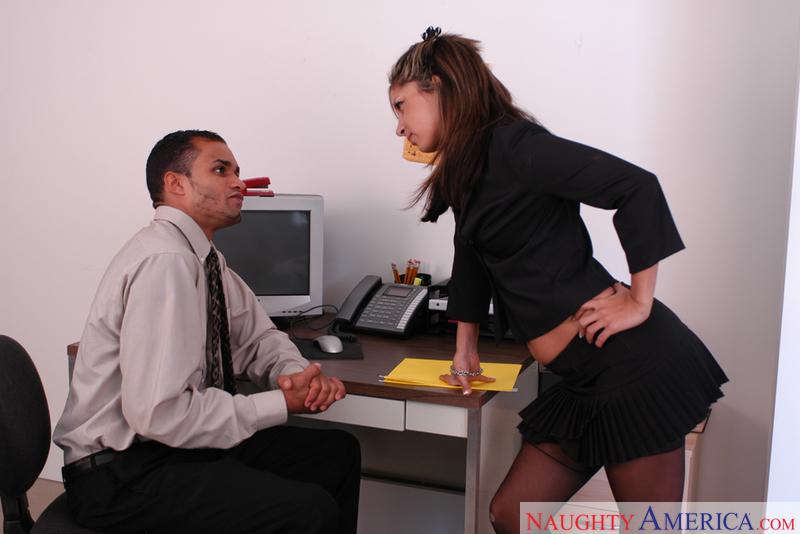 Naughty Office - Gia Jordan