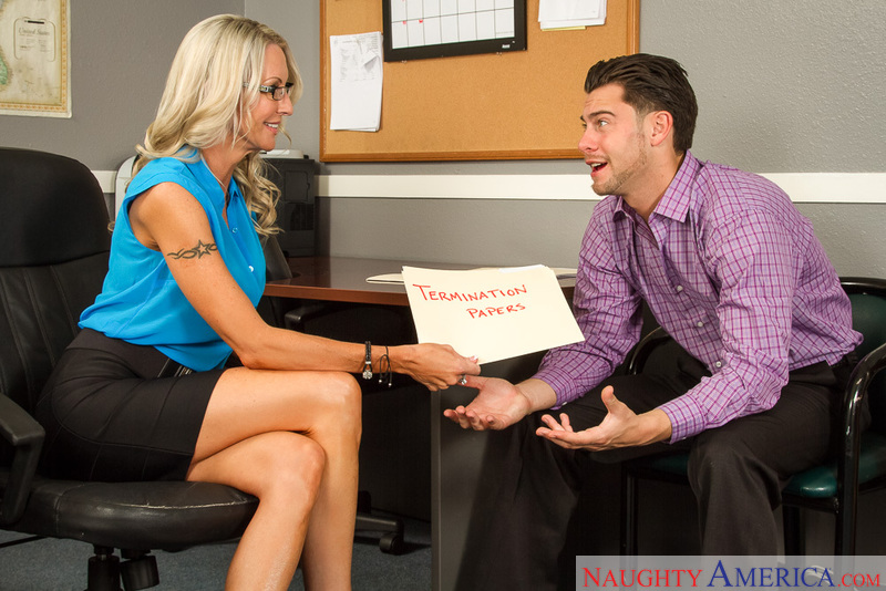 Naughty Office - Emma Starr & Se