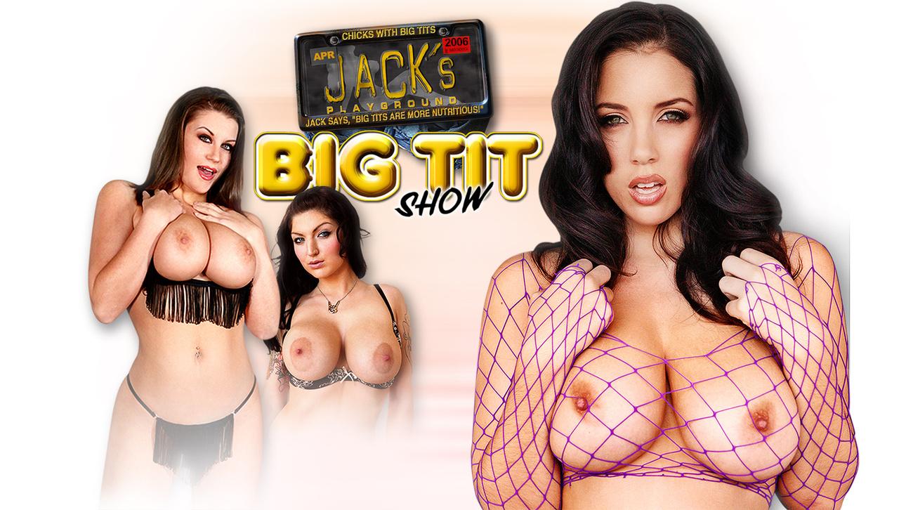 Jack's Big Tit Show 01 Scène 1