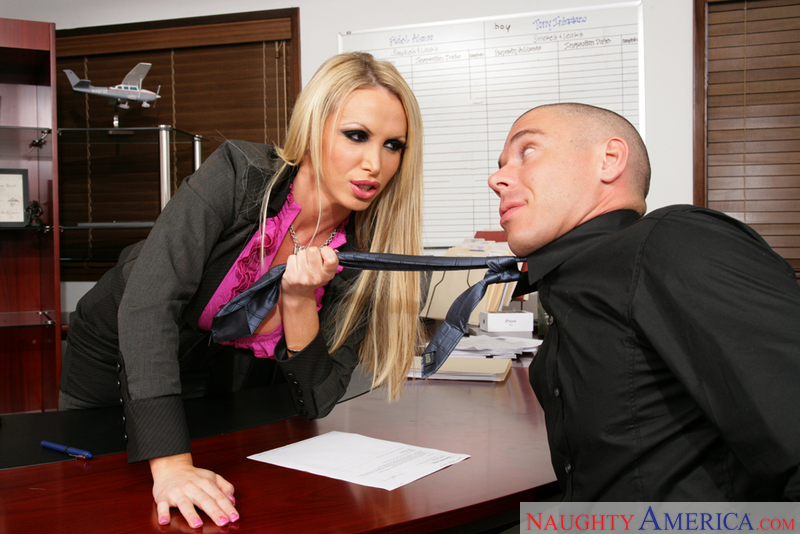 Naughty Office - Nikki Benz & Mi