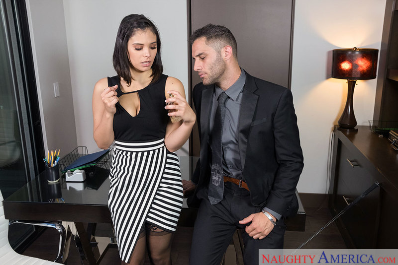Naughty Office - Violet Starr &