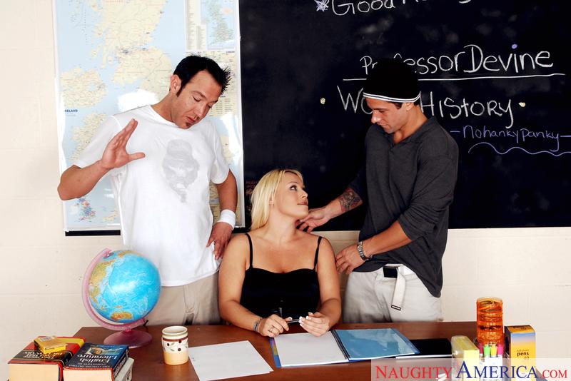 My First Sex Teacher - Nikita De
