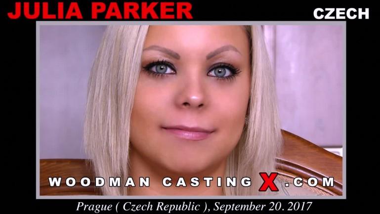 Julia Parker casting