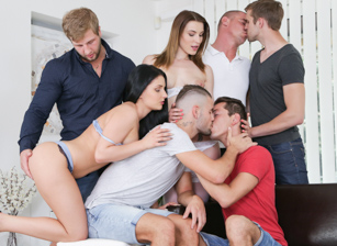 Orgy Mania! Scène 2