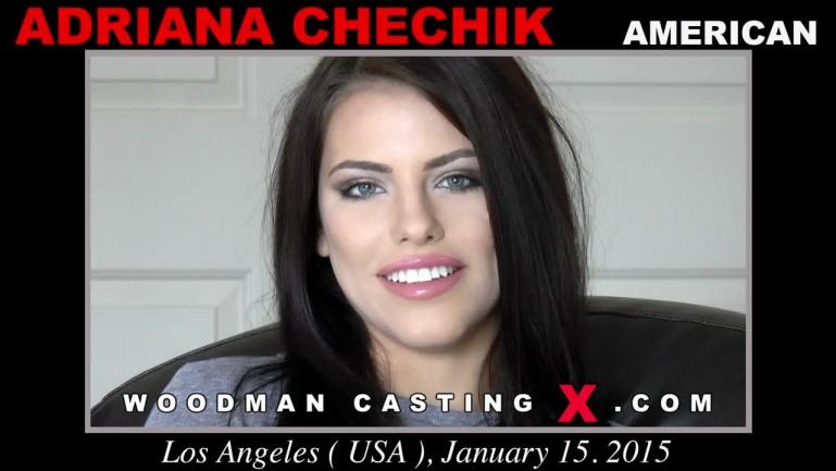 Adriana Chechik casting