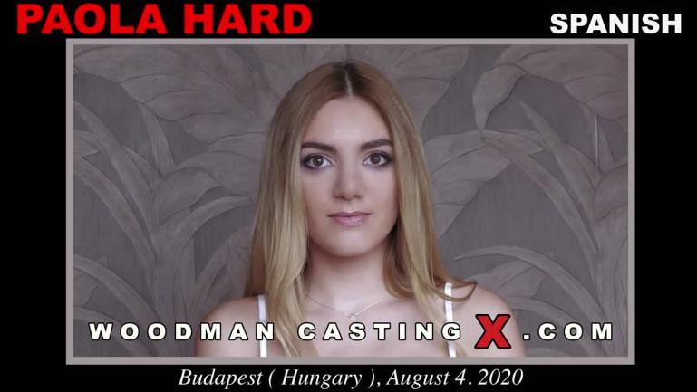Paola Hard casting