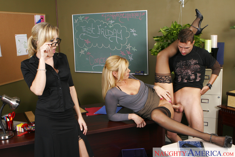 My First Sex Teacher - Alana Eva